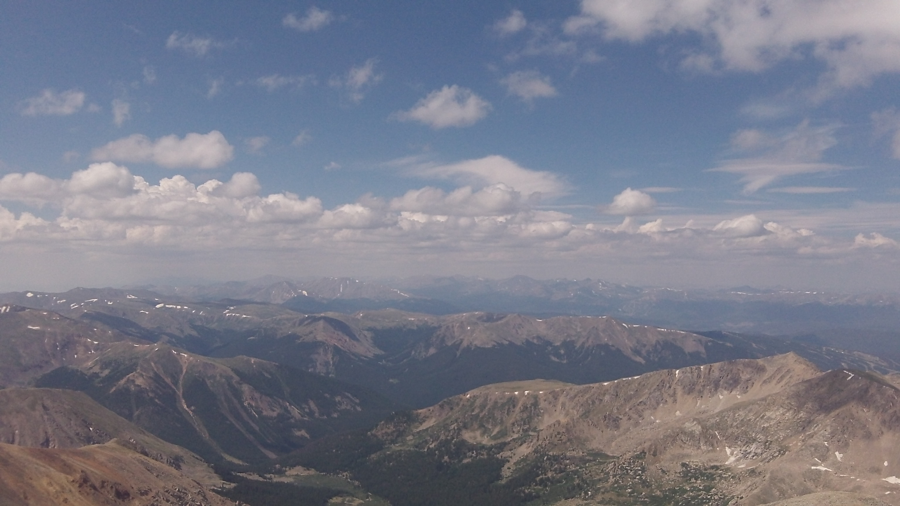 Mountains Above 14000 Feet Reallyfnhigh