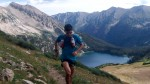 Maroon Bells Four Pass Loop FKT