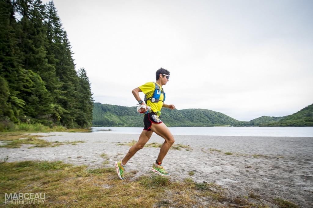Beach Running. Photo Credit: Lyndon Marceau
