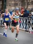 Boston Marathon Race Report