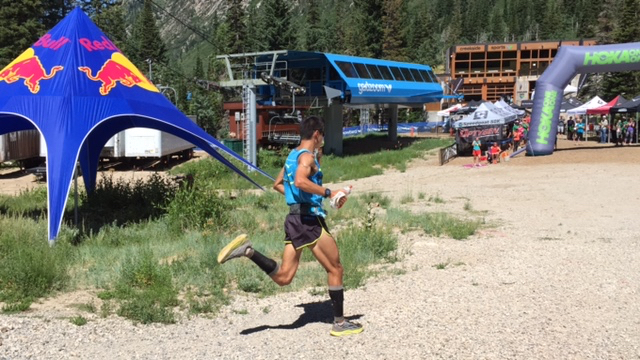 Final turn for the Finish! Photo Credit: Isaac Gallegos